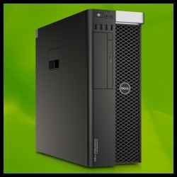 DELL PRECISION T3610 - 32Gb - Quadro K4000