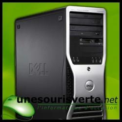 DELL PRECISION T3500 - 120 SSD + 600Go (RAID)