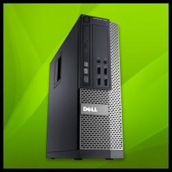 DELL Optiplex 990 SFF - 120Go SSD