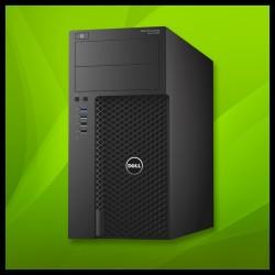 DELL PRECISION 3620 - SSD 480Go - Quadro M2000