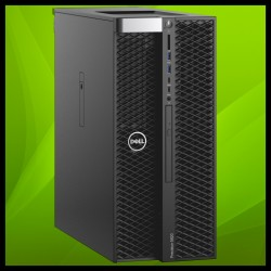 DELL PRECISION 5820 Tower - 2x SSD 512Go