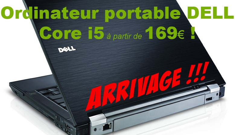 PC portable DELL Latitude E6420 windows 7
